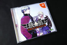 Garou MARK OF THE WOLVES Playmore Sega Dreamcast JAPAN Very.Good.Condition
