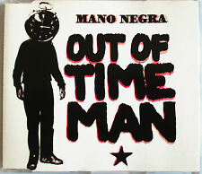 "MANO NEGRA (MANU CHAO) - MAXI CD 3 TITRES ""OUT OF TIME MAN"""