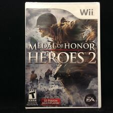 Medal of Honor: Heroes 2 (Nintendo Wii, 2007)