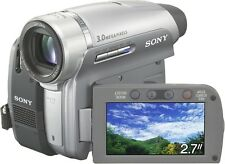 Cámara De Video Videocámara Sony Handycam DCR-HC96E De Cinta Mini DV Digital
