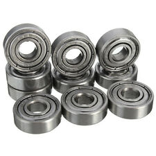 Roller Sco​oter Blade Ball Bearings Wheels Silver ABEC-5 608-ZZ  Skateboard UK