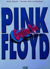 PINK FLOYD - GUITAR TAB ANTHOLOGY - 152 PAGE SONGBOOK - MILANO, ITALY - 2000