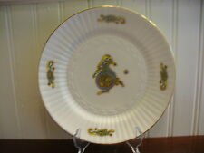 "Royal Tara Ireland Fine Bone China Celtic Symbols Motif 8"" Accent Plate"