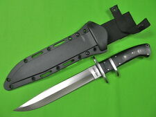 Vintage Japanese Japan COLD STEEL San Mai BLACK BEAR CLASSIC Fighting Knife