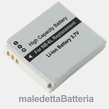 NB-6L Batteria SOSTITUISCE Canon NB6L,  NB6LH,  NB-6LH