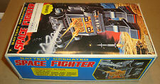 TIN TOY SPACE FIGHTER BATTERY OPERATED  SH HORIKAWA MADE IN JAPAN