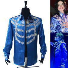 Rare MJ Michael Jackson This is it  Crystal AUDIGIER'S 50TH BIRTHDAY JACKET