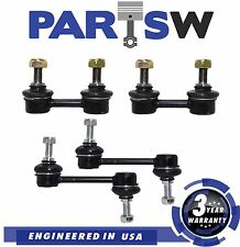 4 Pc Suspension Kit for Prizm Celica & Corolla Sway Bar End Links 3 Yr Warranty