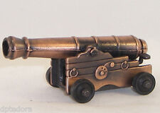 CANNON - NAVAL  DIE CAST PENCIL SHARPENER