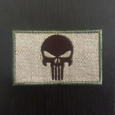 New PUNISHER SKULL SWAT OPS ARMY MILITARY TACTICAL VELCRO MORALE PATCH BADGE