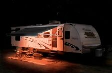 RV LED Camper Awning Boat Light Set w/IR Remote 44 key  RGB 10' 3528 Waterproof