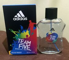 Treehousecollections: Adidas Team Five EDT Perfume Spray For Men 100ml