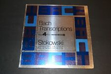 Bach Transcriptions~Stokowski~Czech Philharmonic Orchestra~FAST SHIPPING