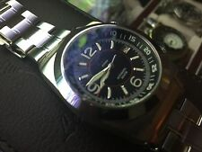 Lew & Huey Acionna 40mm Stainless Steel 200m Diver Automatic Sapphire Crystal
