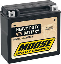 MOOSE UTILITY BATTERY BOMBARDIER ATV RENEGADE 500 800 4X4 HO 2006-2013