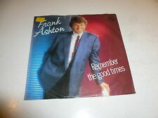 "FRANK ASHTON - Remember The Good Times - 1986 Dutch 2-track 7"" Juke Box Single"