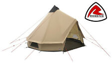 ROBENS KLONDIKE 6 Person/Man Tipi/Teepee Base Camp, Bushcraft or Family Tent