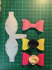 Bride Butterfly Bow Cutting Die Suit For Sizzix Spellbinders Xcut Machine