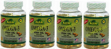 OMEGA 3 ,OMEGA 3 XL 400 SOFTGELS concentrated Anti Inflammatory FAST SHIPPING