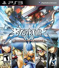 BlazBlue: Continuum Shift (PS3)