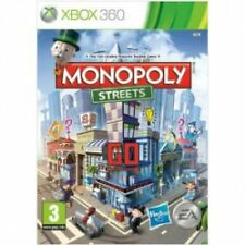 Monopoly Streets Microsoft Xbox 360 3+ Board Entertainment Game