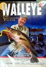 Walleye - The Location Factor - Al Lindner's Angling Edge Fishing DVD Video