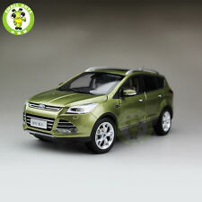 1:18 Ford Kuga Escape 2013 diecast SUV car Model toys for gifts collection Green
