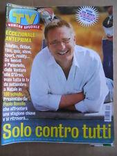 TV Sorrisi e Canzoni n°35 2004  Paolo Bonolis Barbara D'Urso  [D53]