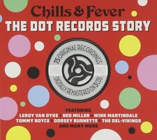CHILLS & FEVER Horton, Johnny, Anderson, Jimmy, Knight, Sonny 3 CD NEU