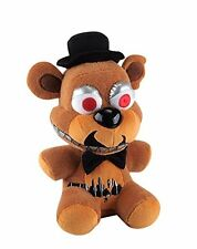 "New Authentic Five Nights At Freddy's NIGHTMARE FREDDY 8"" Plush Stuffed FNAF"