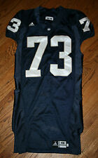 Notre Dame Fighting Irish Football Game Jersey #73 Adidas Men size 46 Authentic