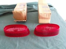 NOS 1958 Ford Station Wagon Taillight Lens Continental Kit FoMoCo 58