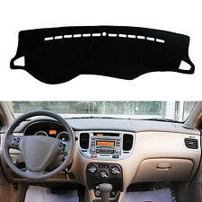 FIT FOR 06-11 KIA RIO DASHBOARD COVER DASHMAT DASH MAT PAD SUN SHADE CARPET PAD