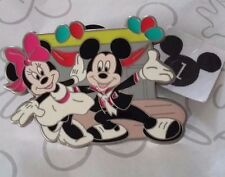 Mickey Minnie Mouse Dancing DLR 1950's Mickey & Friends Mystery DLR Disney Pin