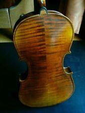 """Alte Viola / Bratsche lab. """"LUIGI BAJONI FECE L'ANNO 1862 MILANO"""" - Old viola"""