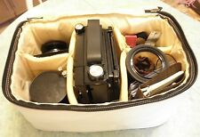 *** TOYO FIELD 45A & TWO SCHNEIDER LENSES *** BAG & ALL!