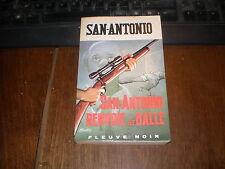 SAN-ANTONIO/SPECIAL POLICE N°238/SAN-ANTONIO RENVOIE LA BALLE 1968/GOURDON