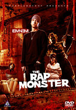 EMINEM 45 MUSIC VIDEOS HIP HOP RAP DVD DR DRE 50 CENT D12 RIHANNA LIL WAYNE AKON