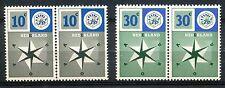 Nederland NVPH 700 - 701 postfrisse paren