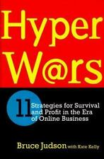 HYPERWARS: 11 STRATEGIES FOR SURVIVAL AND PROFIT IN THE ERA OF ONLINE BUSINESS,