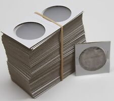100 PREMIUM MYLAR 2x2 LARGE DOLLAR COIN HOLDER FLIPS