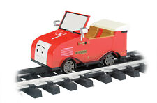 Bachmann G-Scale Thomas & Friends WINSTON Powered Car Red, #91406 Just Released
