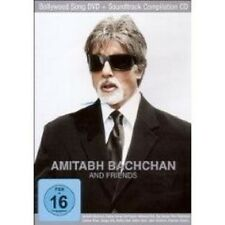 "AMITABH BACHCHAN & FRIENDS ""AMITABH BACHCHAN..."" DVD+CD"