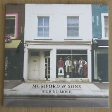 MUMFORD & SONS - Sigh no more **Vinyl-LP**NEW**