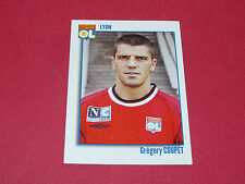 156 GREGORY COUPET OL OLYMPIQUE LYON PANINI FOOT 2004 FOOTBALL 2003-2004