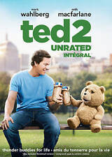 Ted 2 (DVD, 2015, Canadian)