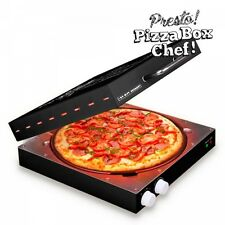 PIZZA MAKER COOKER MINI OVEN HOMEMADE PIZZA OVEN ELECTRIC STONE BAKE