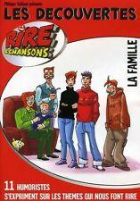 DVD NEUF scellé - RIRE & CHANSONS - LA FAMILLE -D1
