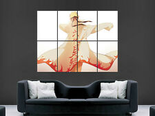 NARUTO UZUMAKI MANGA  ART  HUGE LARGE WALL  POSTER PICTURE