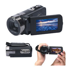 1080P 24MP Sport Digital Video Camcorder Camera DV HDMI 2.7'' TFT LCD 16X ZOOM